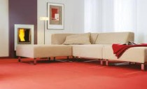 Teppich, Bodenbelag
